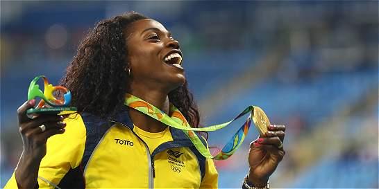 Caterine Ibargüen, candidata a la mejor atleta del año de la Iaaf