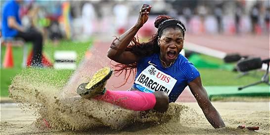 Caterine Ibargüen no fue finalista para ser atleta del año 2016