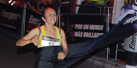 Patricia Mojica defenderá el título de la New Balance 15k