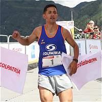 Tercer título para Carreño en el Ascenso a la Torre Colpatria