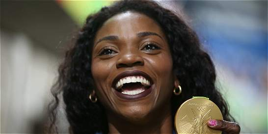 El salto de Caterine para ganar el oro olímpico