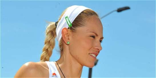 Carolina Tabares fue tercera en San Blas de Illescas