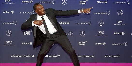 Bolt y Biles, Deportistas del Año en los Premios Laureus