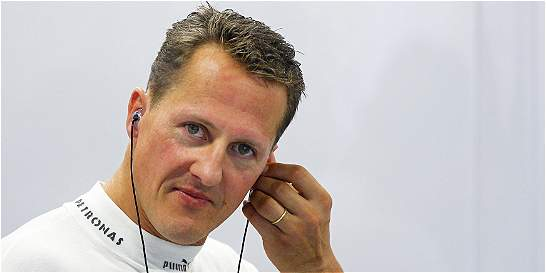 La recuperación total de Michael Schumacher aún no tiene fecha