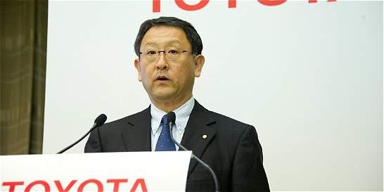 Toyota Motor volverá a correr el Mundial de Rally en el 2017