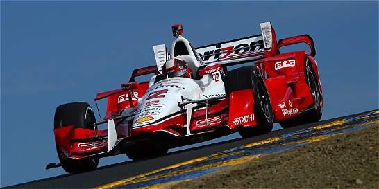 Montoya perdió el título de la IndyCar; Dixon es el campeón