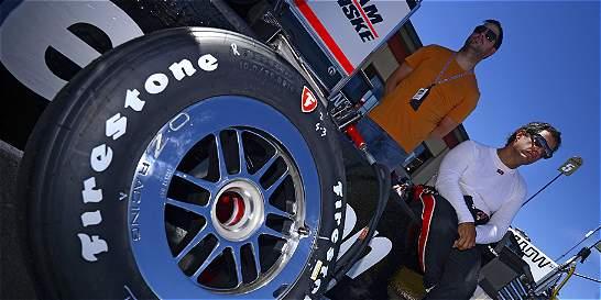 Montoya, campeón sin corona en la IndyCar...