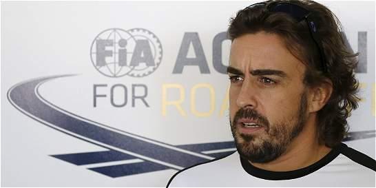 La rabia de Fernando Alonso tras mal desempeño en el GP de Japón