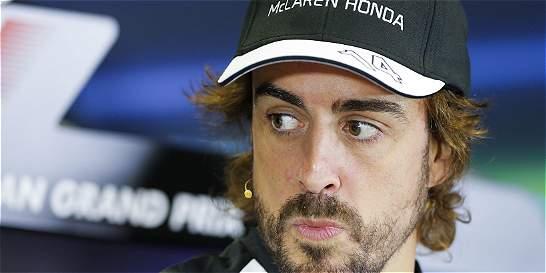 Fernando Alonso afirmó que seguirá en McLaren en el 2016 y el 2017