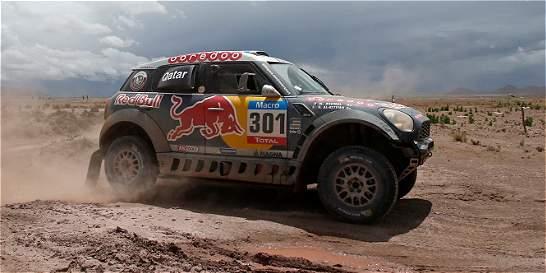 Arranca en Argentina el Rally Dakar 2016
