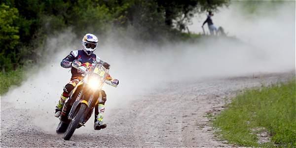 Colombia haria parte del trazado del Rally Dakar en 2018