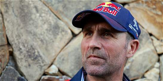 Investigan un repostaje ilegal en el coche del líder del Dakar