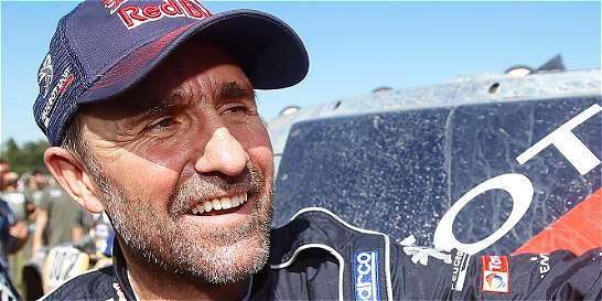 Peterhansel, ganador por sexta vez en vehículos del Rally Dakar