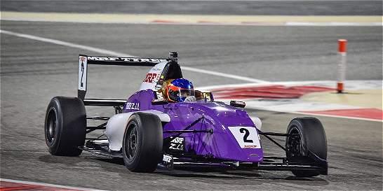 Tatiana Calderón correrá en GP3 con el equipo Arden Internacional