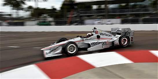 Juan Pablo Montoya saldrá desde el cuarto puesto en San Petersburgo
