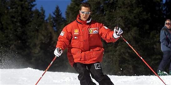 Salud de Michael Schumacher mantiene en vilo al mundo deportivo