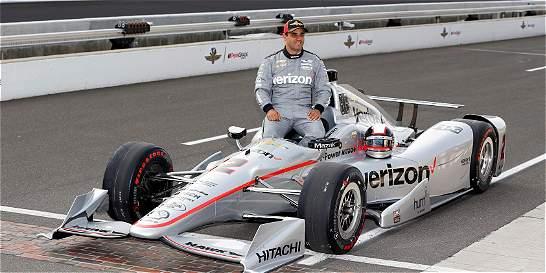 Carlos Múñoz saldrá de quinto en las 500 Millas de Indianápolis