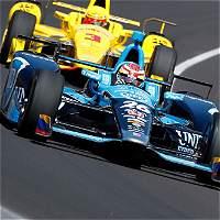 Muñoz finalizó en el segundo puesto de las 500 Millas de Indianápolis