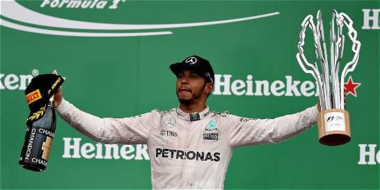 Hamilton ganó, por quinta vez, el Gran Premio de Canadá