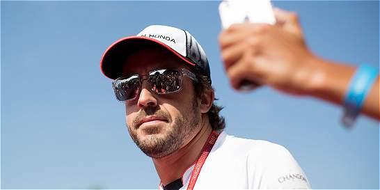 Fernando Alonso contará con una mejora en su motor en Silverstone