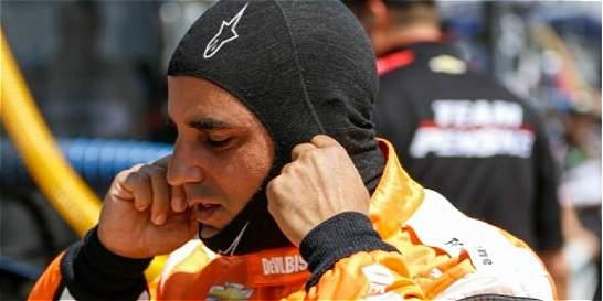 Juan Pablo Montoya terminó de último en Toronto; Muñoz, de 17