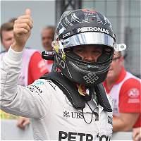 Nico Rosberg hizo la 'pole' en el Gran Premio de Alemania