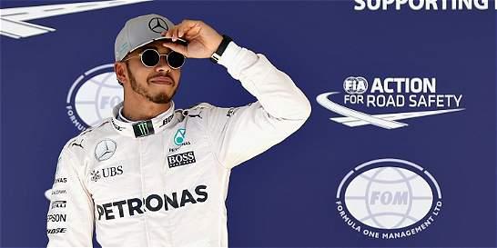 Lewis Hamilton arrancará de primero en el GP de Austin de la F1