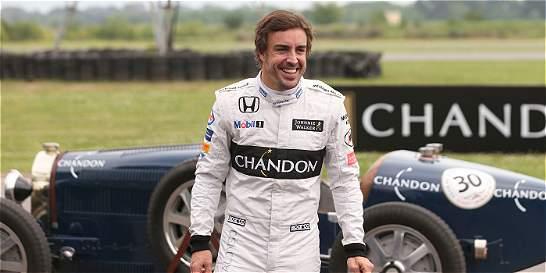 Alonso admite que los pilotos latinos tienen menos oportunidades
