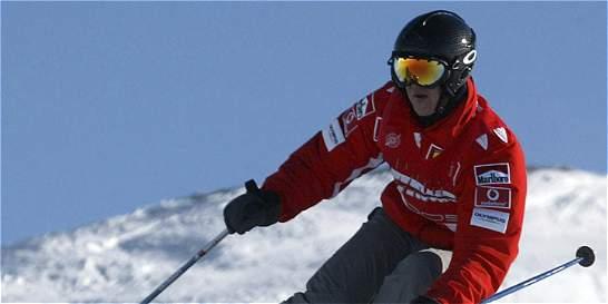Estrenan redes sociales de Schumacher 3 años después de su accidente