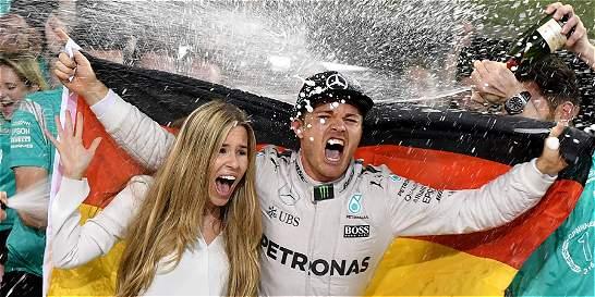 Y lo que tenía que pasar pasó: Rosberg, campeón de la F1