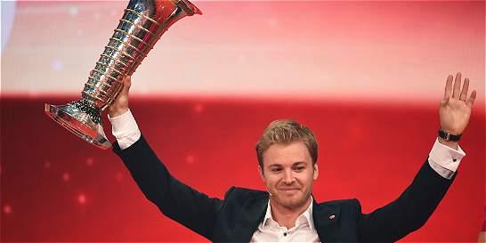 'Quería dejar la F1 ahora; llegué a la cumbre': Nico Rosberg
