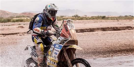 'El Dakar es el infierno y también, el paraíso': Mateo Moreno