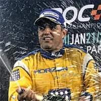 Juan Pablo Montoya, campeón de la Carrera de Campeones