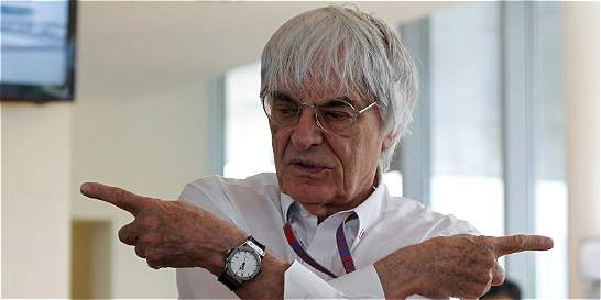 Bernie Ecclestone deja la presidencia de la Fórmula 1