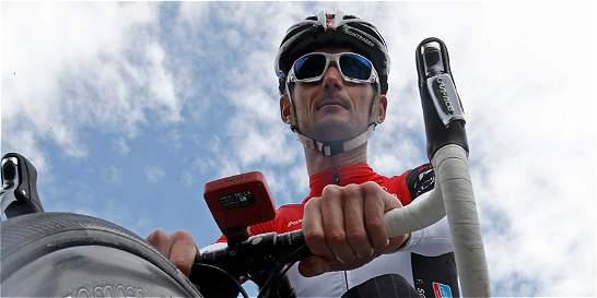 Andy Schleck se despidió del Tour por problemas en su rodilla derecha