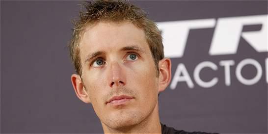 El ciclista Andy Schleck se perderá el resto de la temporada