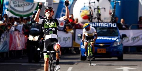 Wéimar Roldán, ciclista colombiano.