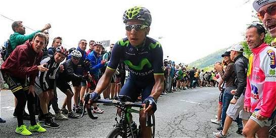 Nairo Quintana, cerca de repetir título en la Vuelta a Burgos