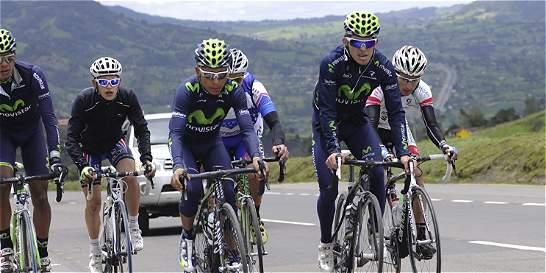Nairo corre la Vuelta a Burgos para saber en qué nivel está