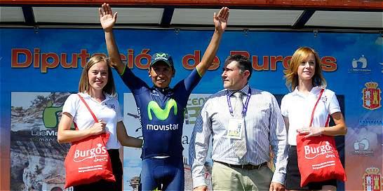 'Estoy preparado para la Vuelta a España': Nairo Quintana