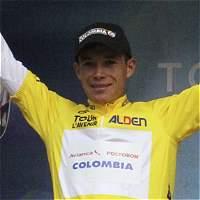 El campeón del Tour del Porvenir, Miguel López, correrá en el Astana