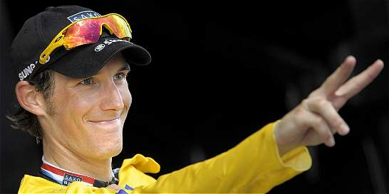 Andy Schleck anunció su retiro del ciclismo profesional