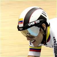 Colombiano Fernando Gaviria, oro en ómnium de la Copa Mundo de Pista