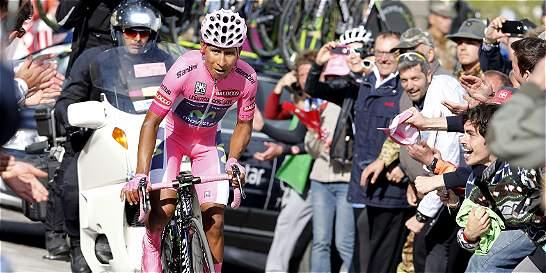 Nairo Quintana estará en la Vuelta a Andalucía-2015