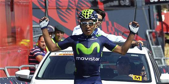 Cinco grandes retos de Nairo Quintana para la temporada