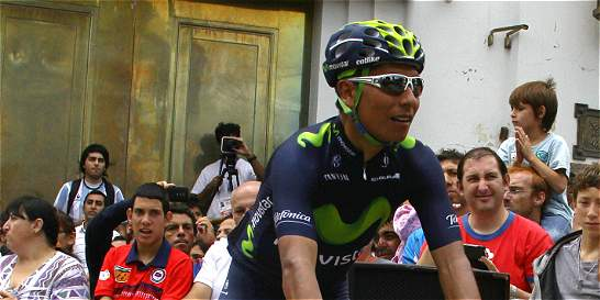 'El Tour es el sueño de toda la vida': Nairo Quintana