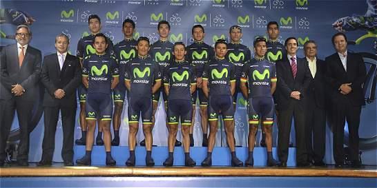 Movistar Team América, listo para el 2015