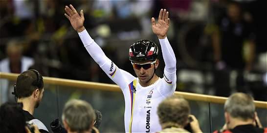 Gaviria, el patinador que alcanzó la gloria con el ciclismo