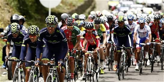Este es el recorrido oficial de la Vuelta a Colombia