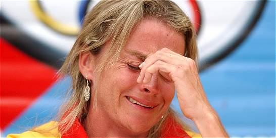 Que María Luisa Calle 'acabe así la carrera sería desafortunado'
